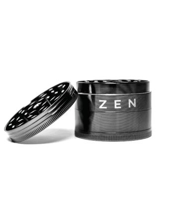 Zen Basic Grinder Gun Metal 49mm